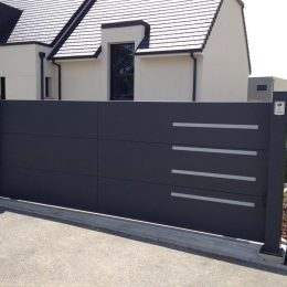 Installer un portail pour mieux sécuriser sa maison