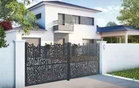 Portail De Maison portail pour maison achat portail aluminium | cabasvanessabruno