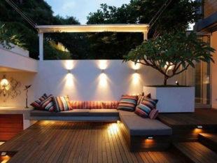 Nos suggestions d'objets décoratifs lumineux pour la terrasse