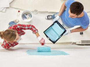 Peindre ses murs soi-même : quelques astuces